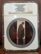 2012 Ngc Pf 70 Ultra Cameo Niue 95.5g Silver 2 Our Lady Andrei Rublev