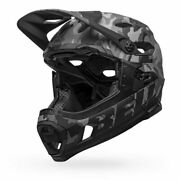 Bell Super Dh Mips Mtb Bike Cycling Helmet - Dif Colors Available
