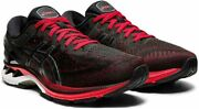 Asics Menand039s Gel-kayano 27 Running Shoes 11 Classic Red/black