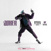 3a Toys The Joker Steel Age 1/6 Scale Action Figure Model Collectible In Stock