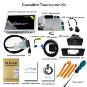 Sync3 Upgrade Kit Fit For Ford Lincoln Sync2 Upgrade Sync3 Myford Touch Mft Navi