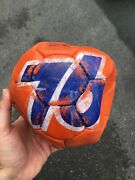 Unocal 76 Gas Oil Orange Size 3 Ball Fifa Approved Vintage