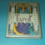 Tarot Cards Book It's In The Cards Miniature Book Andrews And Mcmeel