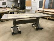 New Reclaimed Farm Table Hand Made. 8andrsquo6andrdquox 42andrdquo X 30andrdquo Tall. Beautiful Table