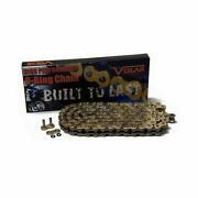 Volar O-ring Chain - Gold For 1997-1998 Triumph Speed Triple T509