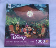 Ceaco Disney Fine Window Wall Art Coleman Paradise Puzzle 1000 Pieces New,sealed