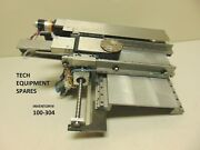 Nidek Auto Loader Micro Inspection Stage Zeiss Axiosprint Wafer Inspection Syste