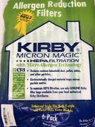 Kirby Magic Micron Vacuum Bags 6 Pack Hepa Fits F Style And Twist Style New