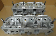 Gm 25500031 Buick 90 V6 Aluminum Heads Fully Ported By Madcap Racing Pair