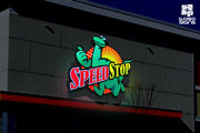 Illuminated Led Logo Signs Outdoor Storefront Custom Backlit Channel Letters