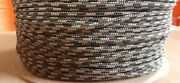 1/8 X 1000 Ft. Smooth Braid Mfp Rope Spool. Woodland Camo. Made In The Usa