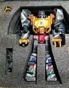 Transformers Special Edition Mp-08 Cell Shaded Oversized Reximus Prime/grimlock