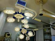 Star 84+84 Surgical Lights Operation Theater Lamp Protects Uv And Ir Rays Led Ds