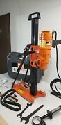 Weka Core Bore Dk12/m4 Made In Germany 3 Speed Hand Held Core Drill Combo Stand.