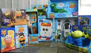 Toy Story Boxed Original Toys Lot - Rare - Unopened Collection - Must See