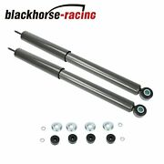 2pcs Rear Shock Strut Absorbers Fit 2001-07 Ford Escape And 2001-06 Mazda Tribute