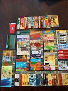 109 Starbucks Gift Card Lot Including Rare 2002 2003 To 2015 Thailand New Yor