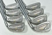 Tommy Armour Silver Scot 855s 3-pw Iron Set Right Regular Steel 103526