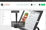Excellent Classified Ads Website With A Super-clean Layout Installation+hosting