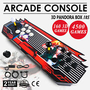 Pandora Box 18s 4500 Games In 1 Home Arcade Console 4340 2d And 160 3d Retro Video