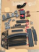 Lot Of Atlas And Bachmann Train Track And Other Parts