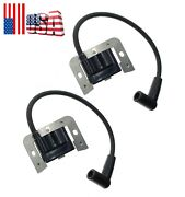 2 X Ignition Coil For Kohler Ch18 Ch20 Ch22 2458401-s 24-584-04s 24-584-45s Us.