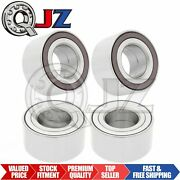 [frontqty.2 And Rearqty.2] For 2013-2019 Buick Encore Awd-model Bearing Bundle