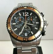 Certina Ds Action Limited Racing Edition 42.5mm Water-resistant 200m Swiss Made