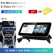 Android 10.0 Car Gps Radio Stereo For Mercedes Benz W204 C350 C63 C320 C63 C260