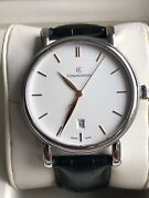 Chronoswiss Sirius Menandrsquos Stainless Steel Automatic Watch