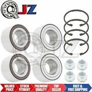 [frontqty.2 And Rearqty.2] For 2013-2019 Chevrolet Trax Awd-model Bearing Kit