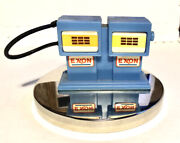 Vintage Exxon Gas Pumps From A Toy Gas Station Set