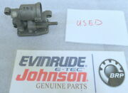 P7a Evinrude Johnson Omc 377113 Fuel Pump Body Oem Used Factory Boat Parts