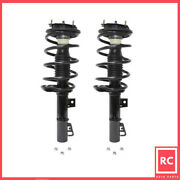 Front Air Spring To Coil Spring Conversion Kit Fit 1997-2002 Lincoln Continental
