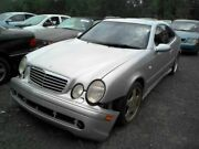 No Shipping Driver Front Door 208 Type Coupe Clk320 Fits 98-02 Mercedes Clk 17