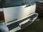 No Shipping Trunk/hatch/tailgate Lower With Wiper Fits 95-05 Blazer S10/jimmy