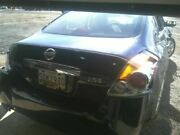 No Shipping Trunk/hatch/tailgate Sedan Without Spoiler Fits 07-12 Altima 22744