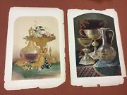 """22 Rare 1852 Chromolithographs Day And Son """"industrial Arts Of The 19th Century"""