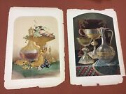 22 Rare 1852 Chromolithographs Day And Son Andldquoindustrial Arts Of The 19th Century