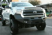 Fab Fours For 2014-2017 Toyota Tundra Premium Winch Front Bumper - Tt14-h2851-1