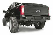 Fab Fours For 17-18 Ford F-250/350 Sd Rear Bumpers - Fs17-w4151-1