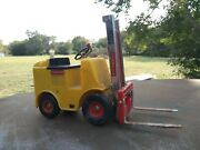 1960s Era Topping Models Towmotor Forklift Vintage Toy
