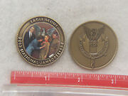 Bsa-nesa 2013 Eagle Jamboree Great Monment Scout Coin