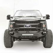 Fab Fours For 17-18 Ford F-250/350 Sd Vengeance Front Bumpers - Fs17-v4152-1