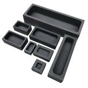 Graphite Ingot Mold Melting Casting Mould For Gold Silver Metal By Dhl