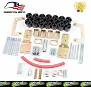 Zone Offroad 3 Body Lift Kit F9378 For 1998-2000 Ford Ranger