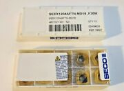 Seex 1204aftn Md18 F30m Seco 10 Inserts Factory Pack