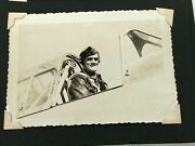 Wwii Us Army Air Forces Pilot Photo Album - 49 Photo's