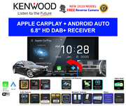 Kenwood Ddx9020dabs For Bmw 3 Series 2005-2014 E90 Stereo Upgrade-non Amp