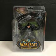 World Of Warcraft Action Figure Series 2 Dc Unlimited Archilon Shadowheart New